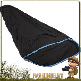 Drap de sac de couchage Thermolite Reactor Sea to Summit augmente température confort sac couchage de +8°C