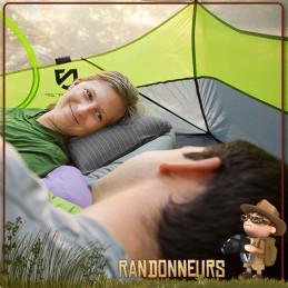 Oreiller FILLO Elite Gonflable Nemo ultra léger, compact et confortable pour un couchage en randonnées et voyages