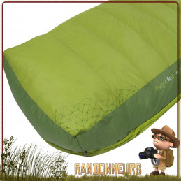 Sac Couchage Sea To Summit ASCENT ACII Large grand froid ultra léger duvet canard RDS 750+ spacieux 3 saisons