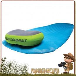 Drap Housse Coolmax Large sea to summit pour protéger et dormir sur un matelas gonflable
