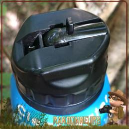 filtre gourde randonnée survie clear water to go légère efficace contre les virus en voyage en zone à risque