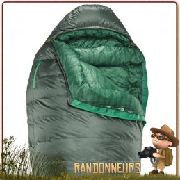 Sac Couchage QUESTAR 0 Thermarest Small grand froid montagne pour randonner léger