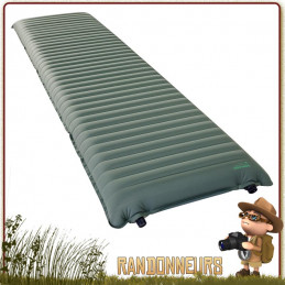 matelas gonflable NEOAIR Topo Luxe Thermarest Regular randonner leger bivouac
