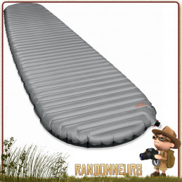 Matelas gonflant ultra léger chaud 4 saisons NEOAIR XTHERM Thermarest Regular