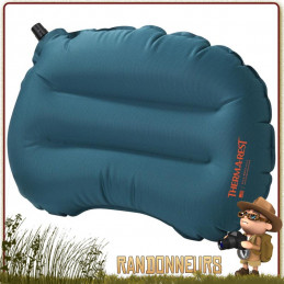 Oreiller Air Head Lite Gonflable Thermarest ultra leger randonnee voyage