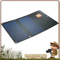 meilleur panneau solaire randonnee trek leger  TRAIL 14W X-MOOVE puissant