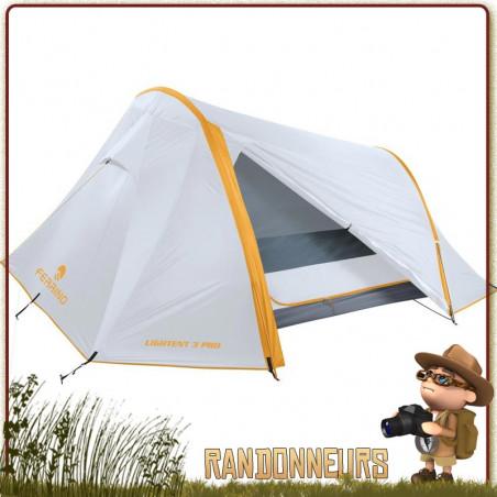 Tente Lightent 3 PRO FERRINO Grise