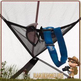 TENTE MSR ELIXIR 2 - Tente de randonnée légère et de camping nomade, pour deux personnes et utilisable sur trois saisons