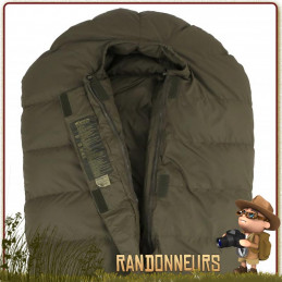sac couchage duvet oie XP down 1000 carinthia CAMPEMENT-DE-SURVIE-Sac de Couchage XP DOWN 1000-CARINTHIA