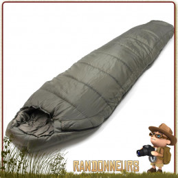 Sac de Couchage militaire grand froid bushcraft SLEEPER EXPEDITION SNUGPAK