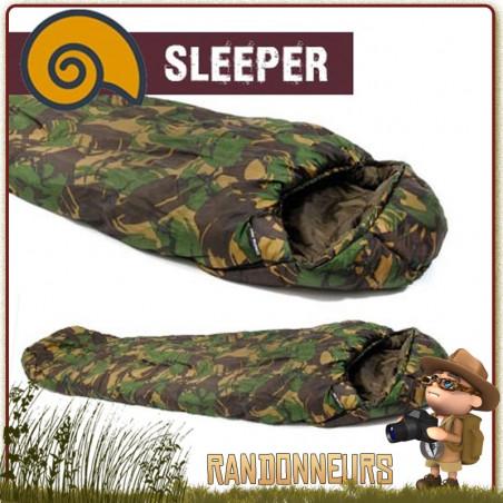 Sac de Couchage SLEEPER ZERO CAMO Snugpak