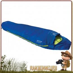 Sac Couchage SERENITY 250 Highlander 3 saisons avec température confort de 1°C idéal pour un bivouac demi saison
