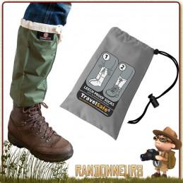ces chaussettes anti-sangsues Travelsafe protègent des morsures de sangsues en randonnée
