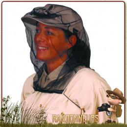 casquette avec moustiquaire intégrée travelsafe protection anti moustique et une protection anti insecte efficace