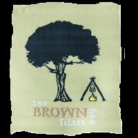 BROWN FILTER BAG