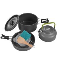 popote titane toaks meilleure vaisselle randonnée légère silicone sea to summit casserole stowaway msr inox bivouac