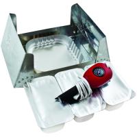 réchaud gel éthanol de randonnée combustible gel alcool solide fire dragon bcb pour réchaud trekking mini cooker en tablette