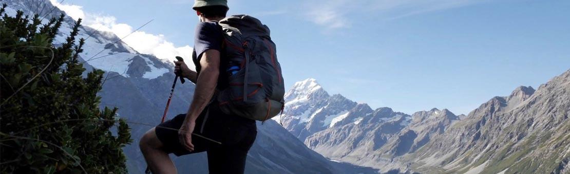 Sac à dos Gregory Baltoro, un sac trekking grand volume de randonnée légère du plus grand confort pour le randonneur
