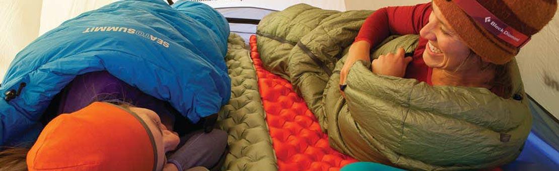 Matelas Trekking ultra light sea to summit, le confort de couchage pour un poids plume de matériel randonnée