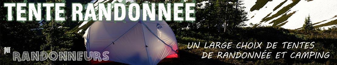 Le meilleur de la tente trekking et randonnée minimaliste